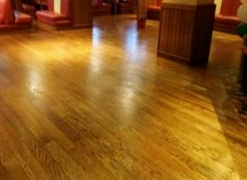 Strip and Seal Flooring